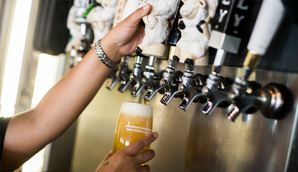 Craft Beer List - See What's On Tap